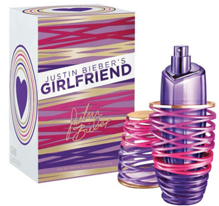 Justin Bieber Girlfriend edp