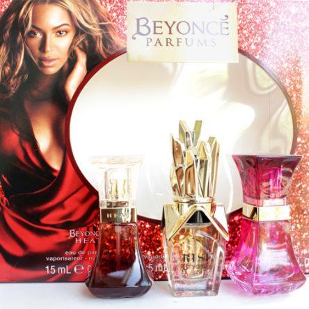 Beyonce Parfum Gift Set 3 pack