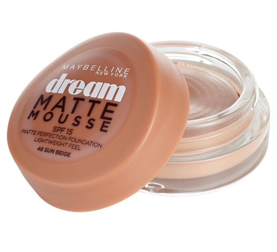 Maybelline Dream Matte Mouse - 48 Sun Beige