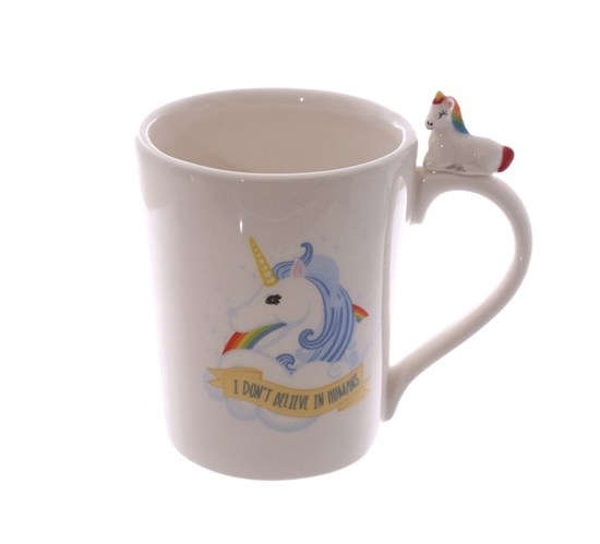 mok Unicorn I Don't Believe in Humans