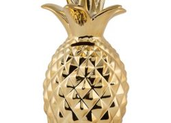 Gouden Ananas Spaarpot