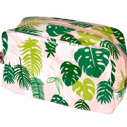 Tropische Palm Toilettas